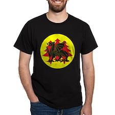 Drachenwald Populace Dark T-Shirt