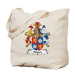 Nessen Family Crest Tote Bag