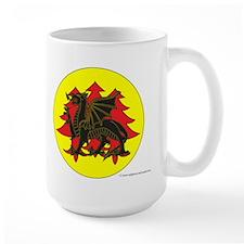 Drachenwald Populace Large Mug