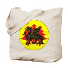 Drachenwald Populace Tote Bag