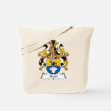 Nebel Family Crest Tote Bag