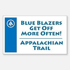 "Appalachian Trail ""Blue Blaze"" Decal"