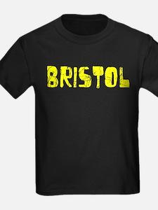 Bristol Faded (Gold) T