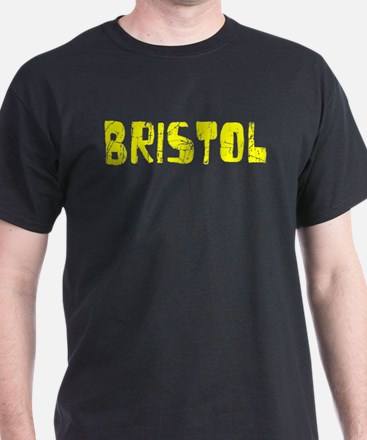 Bristol Faded (Gold) T-Shirt