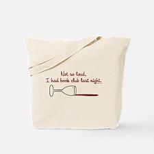 Not So Loud! Tote Bag