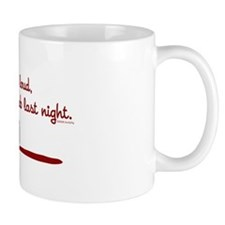 Not So Loud! Mug