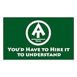 I hiked the appalachian trail Single