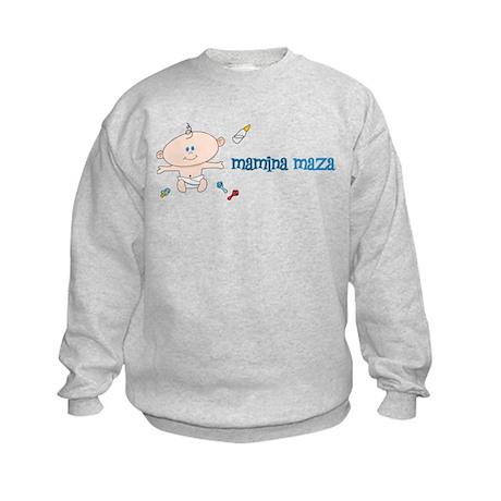 Mamina Maza Kids Sweatshirt