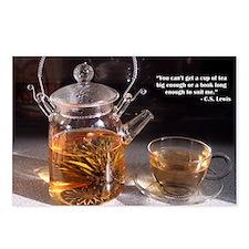 8 Teapot Postcards