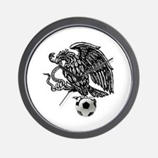 Mexico Logo Wall Clock