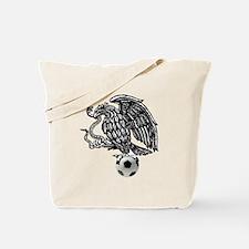 Mexico Logo Tote Bag
