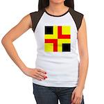 Drachenwald Ensign Women's Cap Sleeve T-Shirt