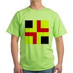 Drachenwald Ensign Green T-Shirt