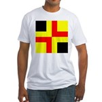 Drachenwald Ensign Fitted T-Shirt