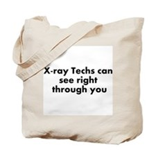 X-ray Tech Tote Bag