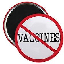 "Anti Vaccine 2.25"" Magnet (10 pack)"