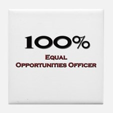 100 Percent Equal Opportunities Officer Tile Coast