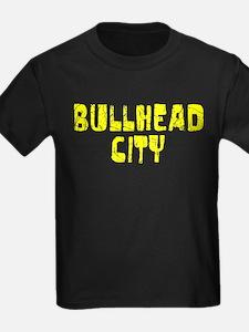 Bullhead City Faded (Gold) T