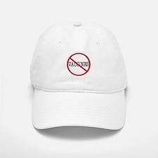 Anti Vaccine Baseball Baseball Cap