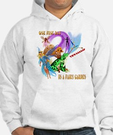 Toad Zaps Fairy Hoodie