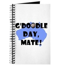 G'Doodle Day, Mate Aussie Labradoodle Journal