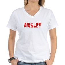 Ansley Faded (Red) Shirt