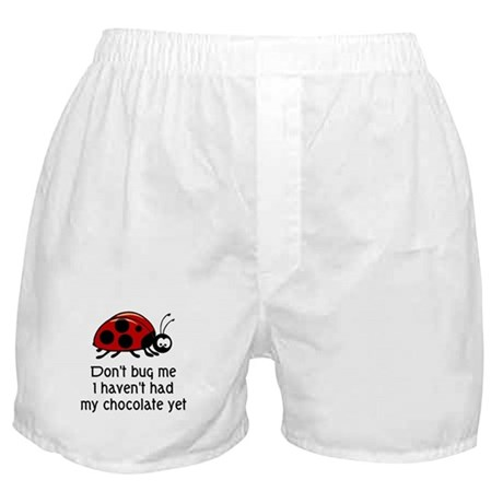 Chocolate Lover Boxer Shorts
