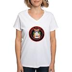 Seekers Flight Test Women's V-Neck T-Shirt