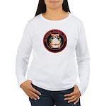 Seekers Flight Test Women's Long Sleeve T-Shirt