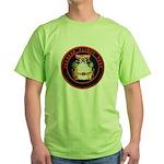 Seekers Flight Test Green T-Shirt
