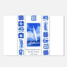 Mauritius paradise 2 Postcards (Package of 8)