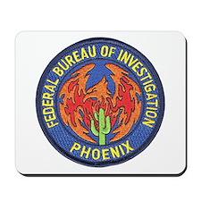 FBI Phoenix Mousepad