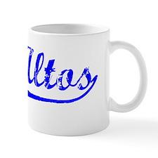 Vintage Los Altos (Blue) Mug