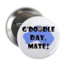 G'Doodle Day, Mate Aussie Labradoodle Button