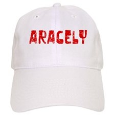 Aracely Faded (Red) Baseball Cap