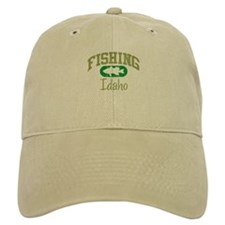 FISHING IDAHO Baseball Cap