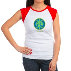 Rebuild Women's Cap Sleeve T-Shirt