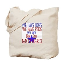 BLUE STAR MOTHERS Tote Bag