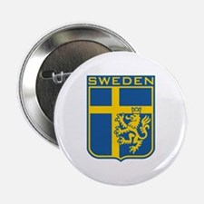 "Sweden 2.25"" Button"