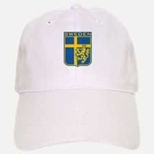Sweden Baseball Baseball Cap
