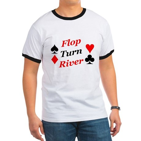The Ultimate Texas Hold'Em Poker Ringer T