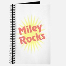 Miley Rocks Journal