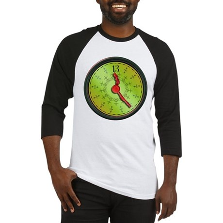 All 13th Hour Clock items Baseball Jersey