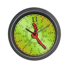 All 13th Hour Clock items Wall Clock