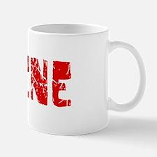 Arlene Faded (Red) Mug