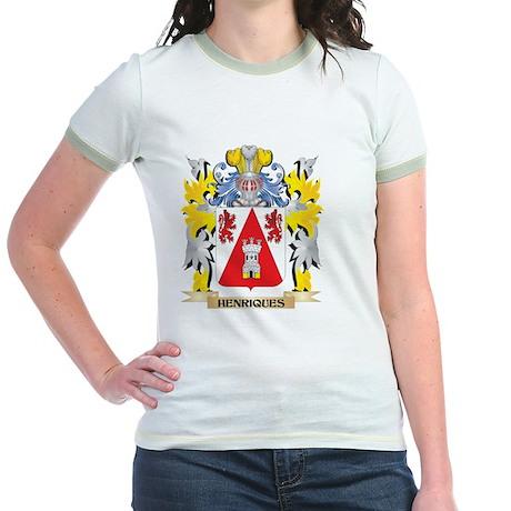 Henriques Coat of Arms - Family Crest T-Shirt