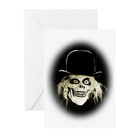 All Ghost Host Items Greeting Cards (Pk of 10)
