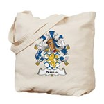 Nassau Family Crest Tote Bag