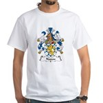 Nassau Family Crest White T-Shirt