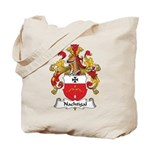 Nachtigal Family Crest Tote Bag
